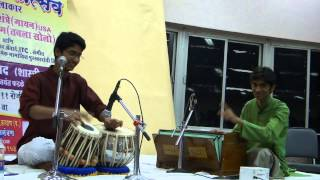 Tabla Solo (Kalyan, India July 2011) Hrishikesh Dharam -1