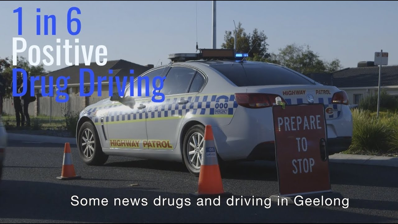 Geelong Drug Drivers Youtube