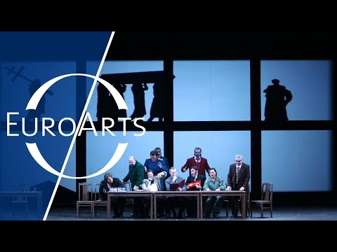 Rodion Shchedrin: Dead Souls  Opera in three acts HD 1080p