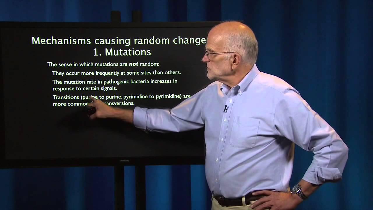 1.2 - Evolutionary Thinking: Random Evolution, The Role of Chance
