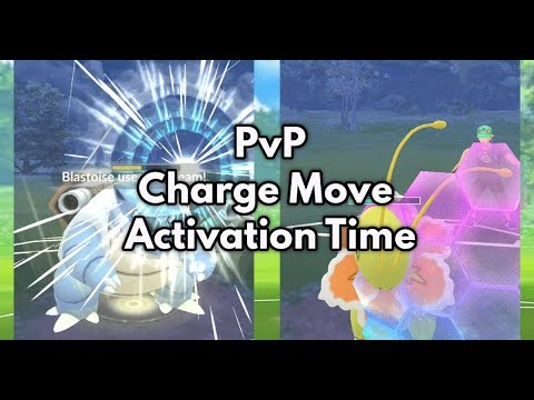 Pokemon GO PvP Speed Tiers | Charge Move Activation Time thumbnail