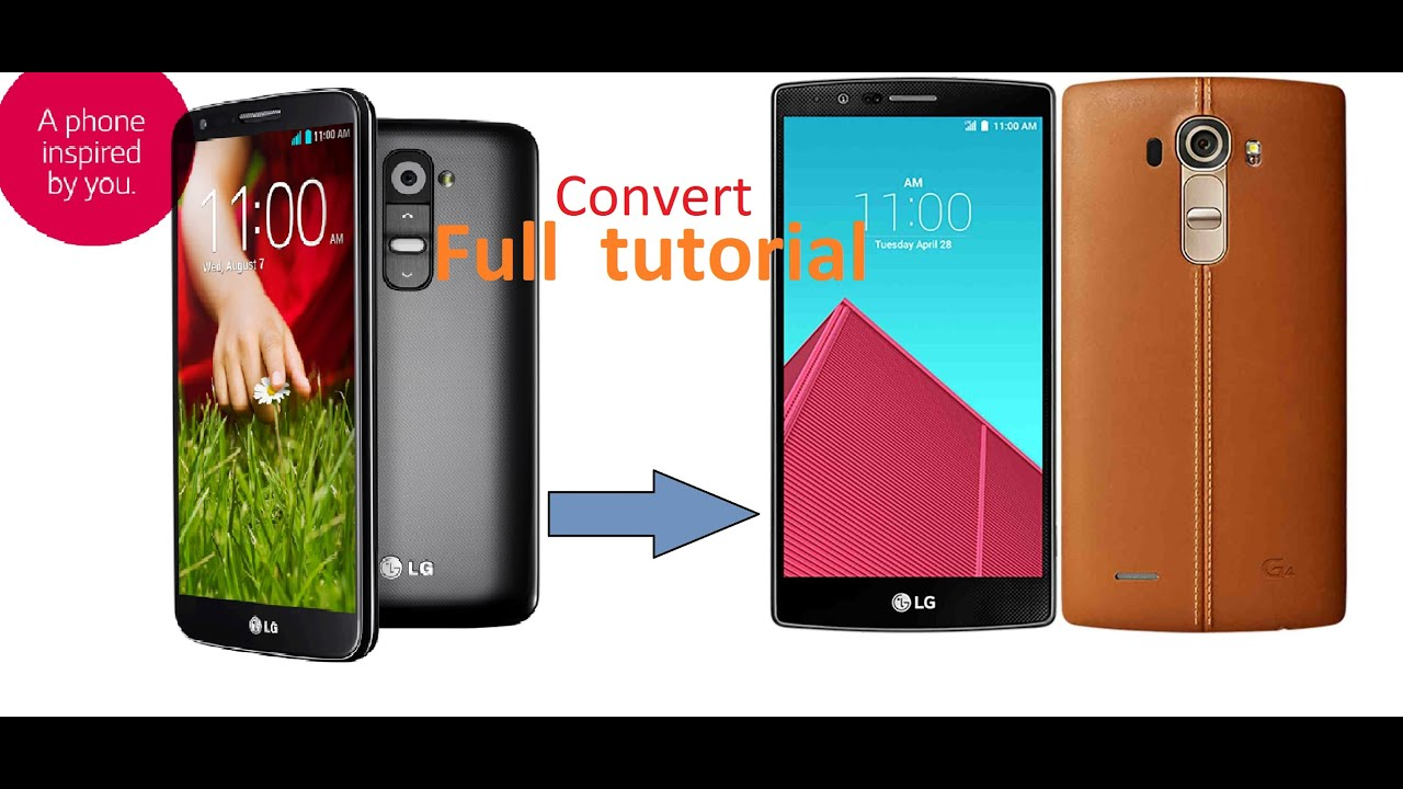 Turn Your LG G2 Into LG G4