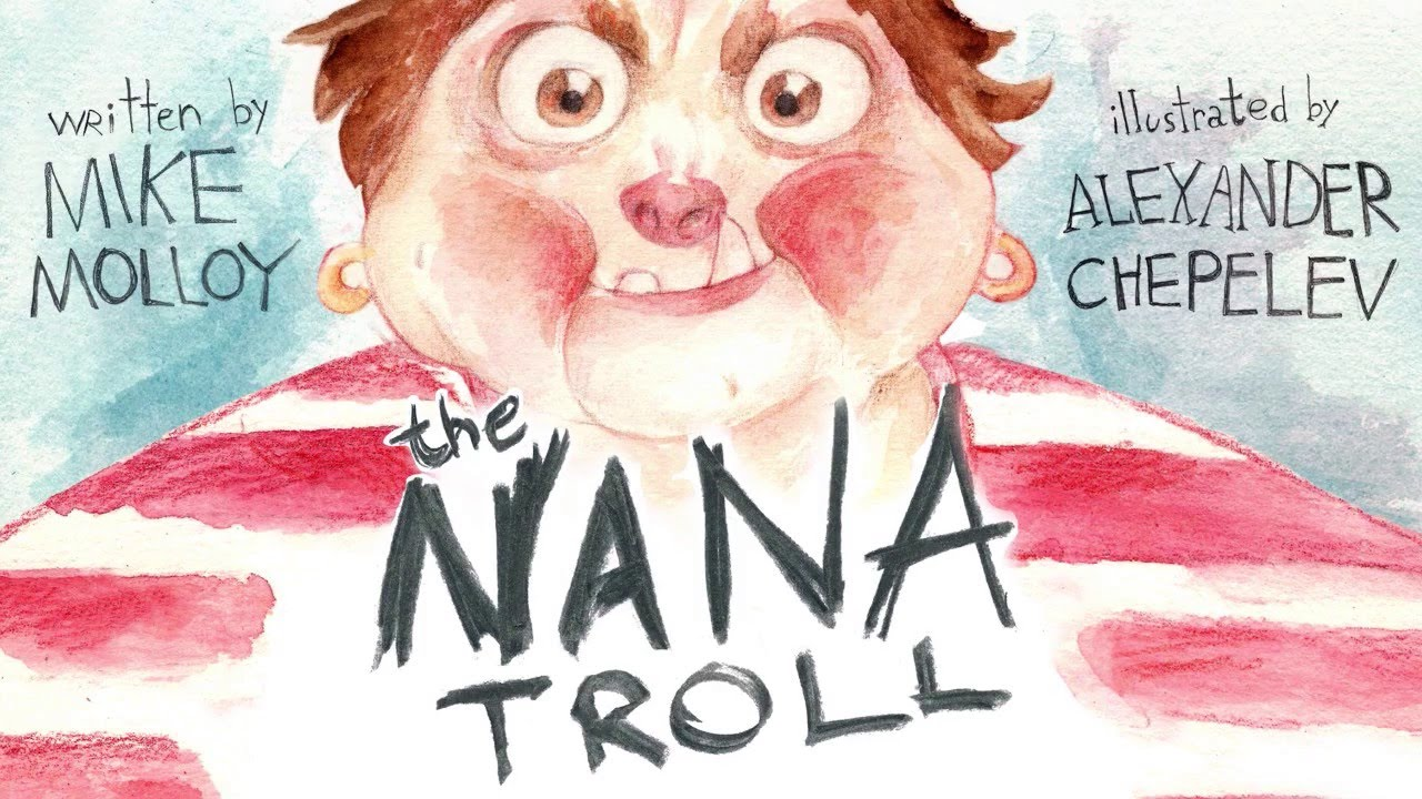 Image result for nana troll image