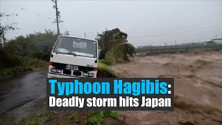 Typhoon Hagibis | At least 11 dead as storm hits Japan, rescue operations underway