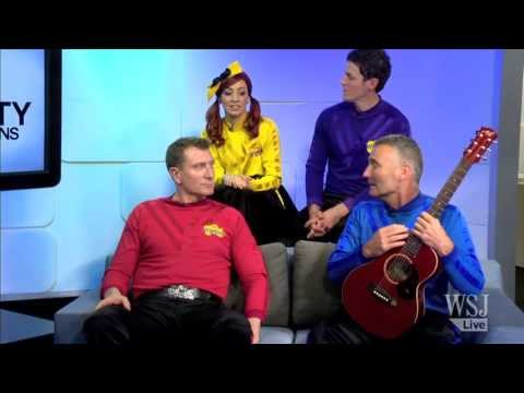 The Wiggles Embark on U.S. Tour | The Wiggles Interview
