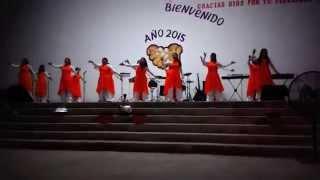 Remolino danza ministerio de exsaltacion iglesia el Tabernaculo