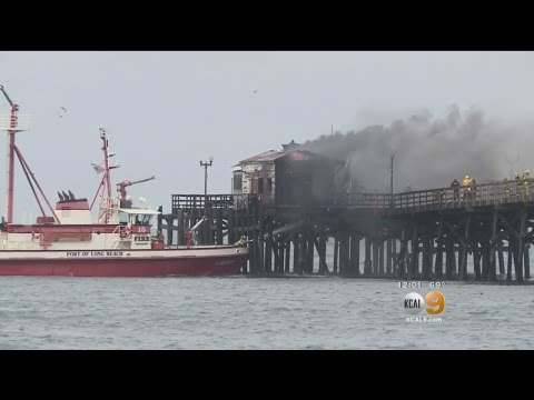 fire-rips-through-former-ruby's-diner-on-seal-beach-pier
