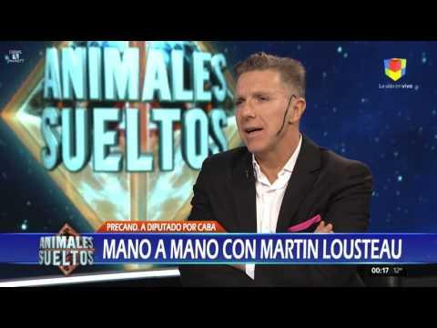 Martín Lousteau sobre el crecimiento de Argentina vs Chile