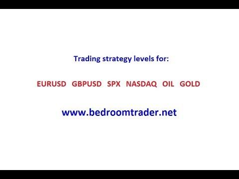 2018 04 26 Trading strategy for EURUSD GBPUSD SPX NASDAQ OIL GOLD