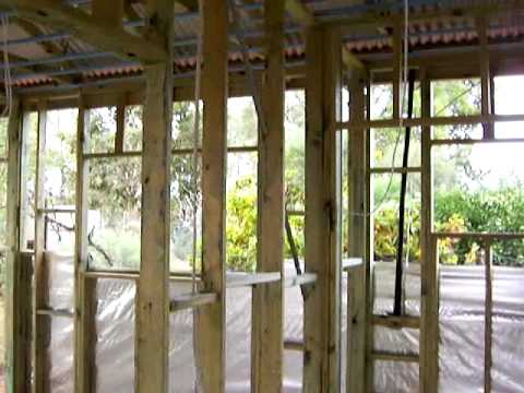 Electricians Mildura Wiring Of House Progress Video Mov YouTube - House wiring job in australia