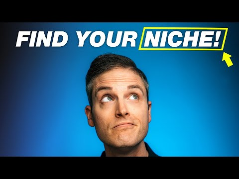 How to Find Your NICHE on YouTube and STAND OUT in 2020 — 6 Tips