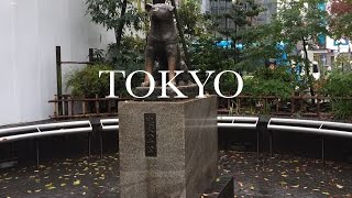 Travel video - iPhone 6plus - 8 days in Japan 🇯🇵 Day 1 & 2: Tokyo