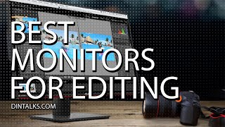 Best Monitors for Photo Editing 2018