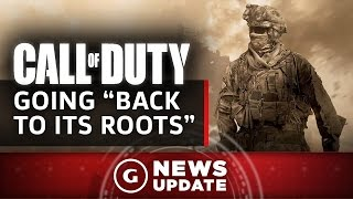 2017's Call Of Duty Is Going