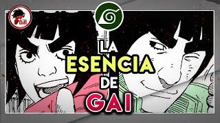 Naruto: La ESENCIA de MAITO GAI