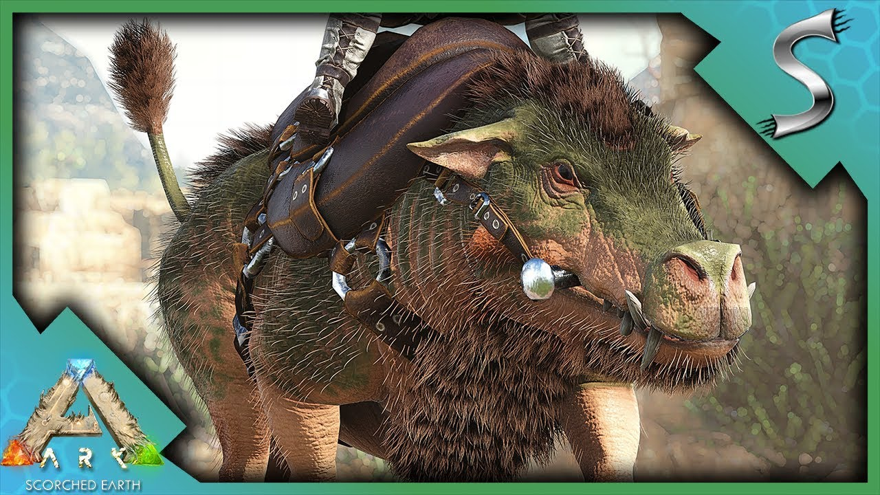 YUTENANT DAN IS REBORN! YUTYRANNUS AND DAEODON BREEDING! - Ultimate Ark  [E55 - Scorched Earth]