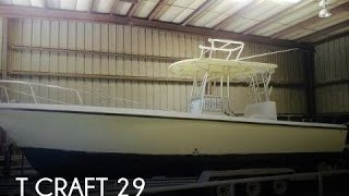 [UNAVAILABLE] Used 1981 T Craft 29 in Sarasota, Florida