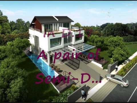 Landed house in the East of Singapore.wmv