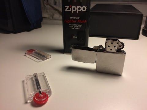 Личное мнение - зажигалка Zippo