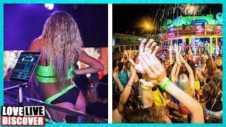 Crazy Party in Ayia Napa Nightlife Cyprus vlog