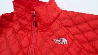 Thermoball Jacket Review and Water Test