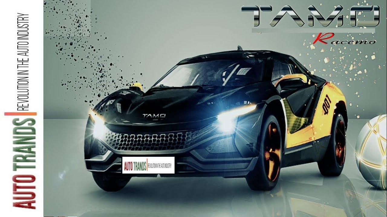 2018 New Tata TAMO RaceMo