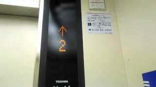 レクレのエレベーターPart1-1(2号機・上り編)