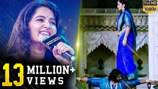 Video Anushka's reply - About Walking on Prabhas' Shoulders download MP3, 3GP, MP4, WEBM, AVI, FLV Oktober 2018