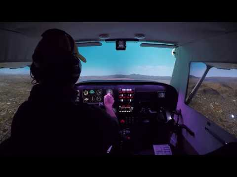 Riverside To San Diego On PilotEdge (X-Plane 11 Cessna Home Cockpit)