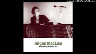 Angus MacLise - Tunnel Music, Pt. 1