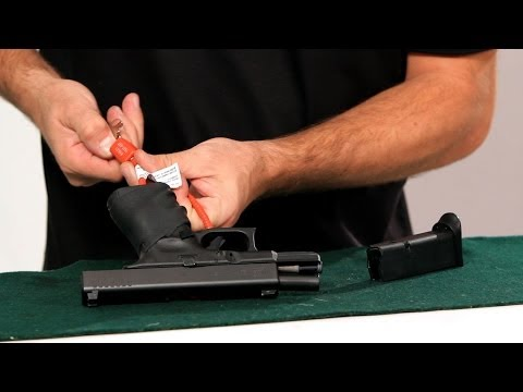 How to Use a Gun Safety Lock | Gun Guide