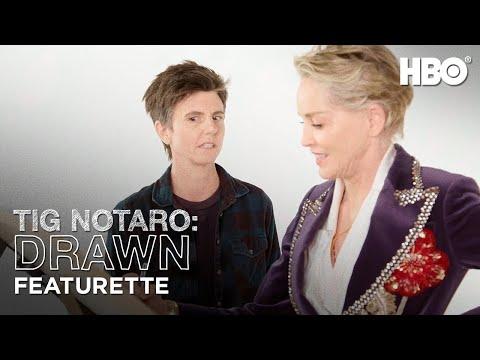 Tig Notaro: Drawn   Draw Tig (Featurette)   HBO