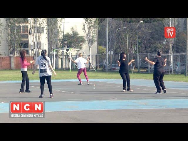 CINCO TV - Los sanfernandinos ya disfrutan de las actividades al aire libre