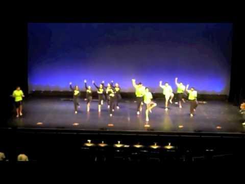 Bhangra Empire @ Bruin Bhangra 2009 - Practice Video