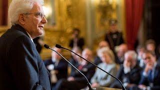 il Presidente Mattarella incontra Ossevatorio Permanente Giovani Editori
