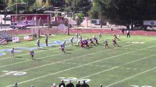 Jack Cameron 2012 - N Oxnard Warrior Football