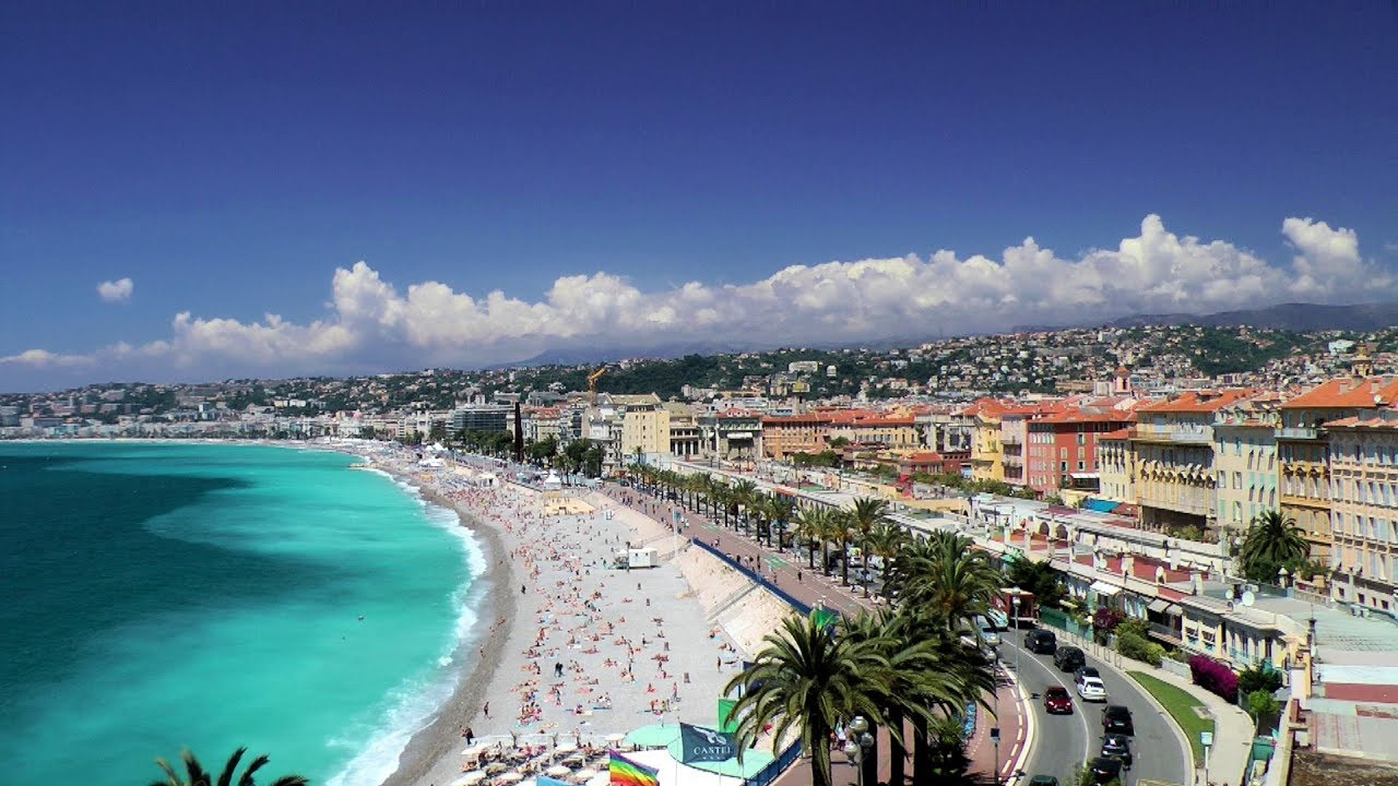 Nice France French Riviera Extended Version Hd Videoturysta Eu Youtube