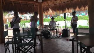 Finest Resort - Band Sweet Emotion - Las Dunas Beach Bar