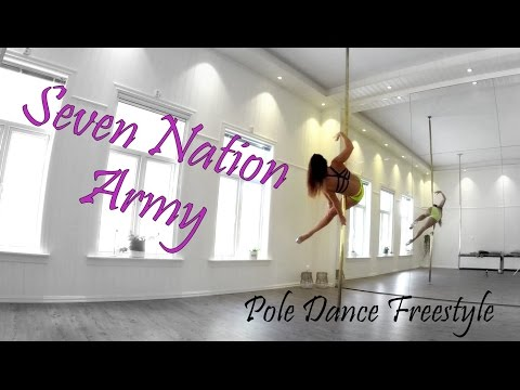Pole Dance Freestyle - Seven Nation Army (Haley Reinhart Cover)