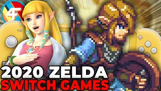What Will 2020 Bring For Zelda Nintendo Switch Games?
