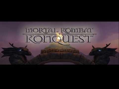 Mortal Kombat Armageddon - Прохождение Konquest  с русской озвучкой