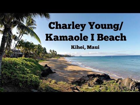 Charley Young/ Kamaole I Beach