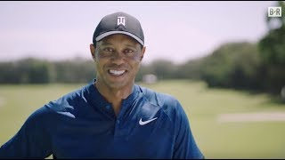 Tiger Woods and Phil Mickelson Go Head-to-Head in a Game of...Golf Pong?