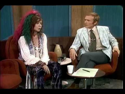 Janis Joplin talks about limousines & stuff