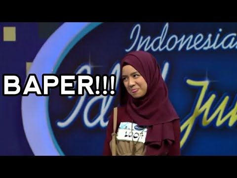Romantis! Kontestan Cantik Asal Medan Ini Dirayu Sama Rizky Febian - Indonesian Idol Junior 2018