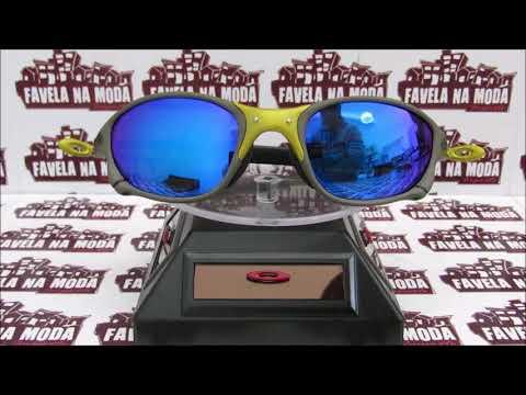 d29b82be3 Óculos Oakley Double XX / 24k / Blue Neon... Só R$179,00 + Frete Grátis -  YouTube
