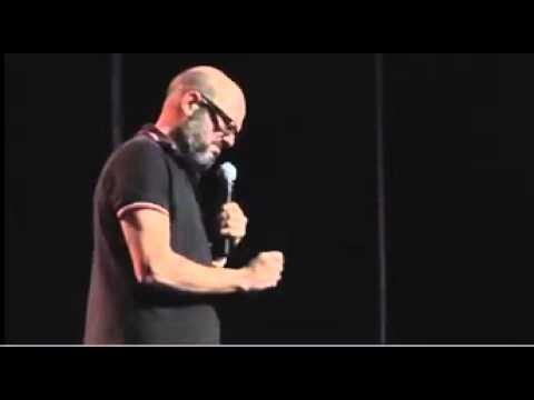 Comedian David Cross on scientology
