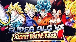 Super AGL Vs. Super Battle Road COMPLETADO (3/10) | DBZ Dokkan Battle En Español