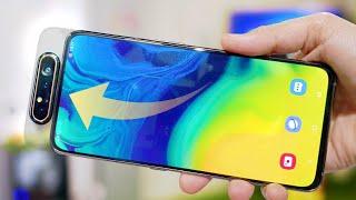 LA GENIAL IDEA DE SAMSUNG!!!!!!! Galaxy A80