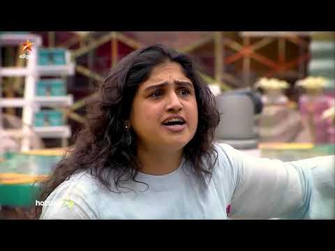 Bigg Boss 3 Tamil September 3 Day 72 - Vanitha vs Kavin